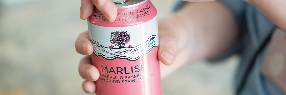 Marlish Flavoured  Spring Waters