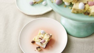 Easter chocolate rocky road