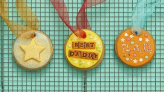 Father's Day Medals