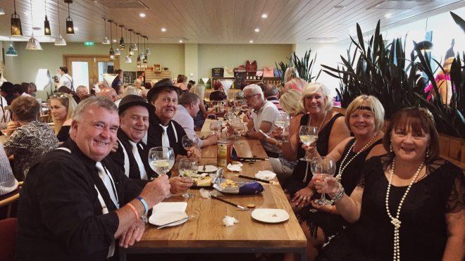Poulton Gin Event