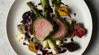 Booths Herb Crusted Fillet of Beef