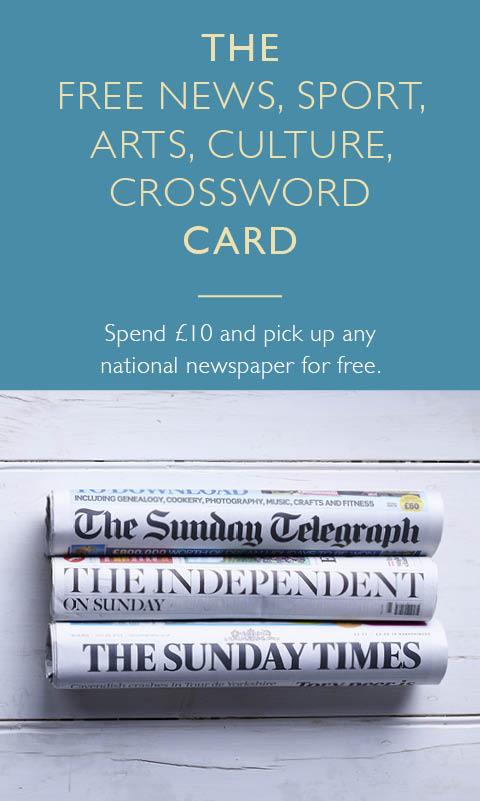 Free news, sport, arts, culture
