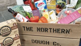 Win a Pizza Party with Northern Dough Co
