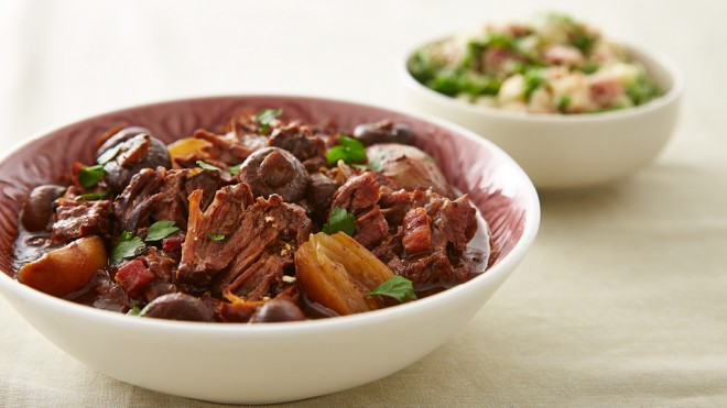 Beef Shin Stew