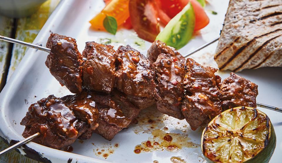 Brazilian Beef Kebab