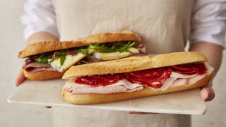 In Store prepared sandwiches images