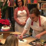 Renshaw's Festive Fruits Christmas Cake Decoration Demonstration