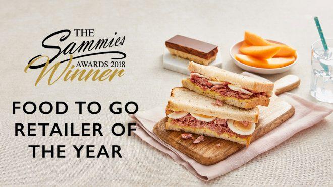 Sammies award