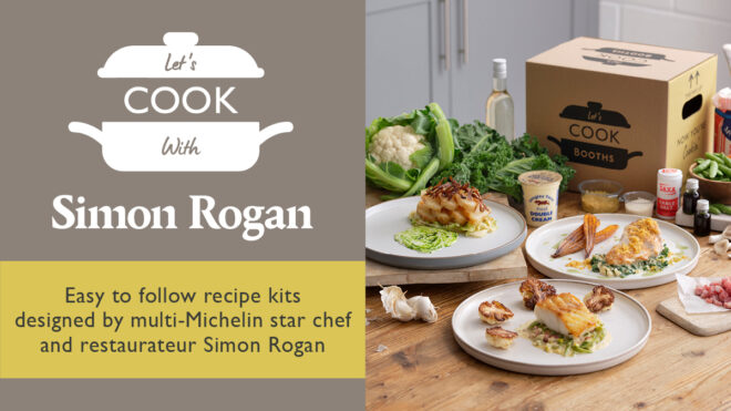 Simon Rogan Recipe Boxes