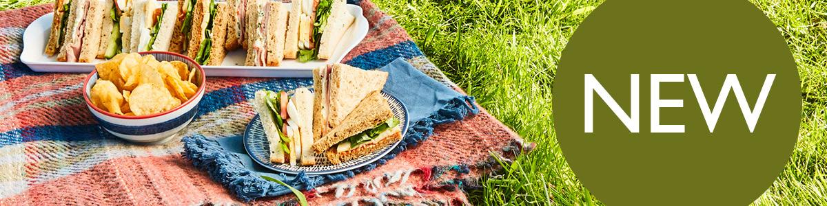 NEW Summer sandwiches