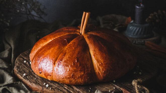 The Boho Baker's Spiced Pumpkin Bread