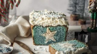 Boho Baker's Star Cake