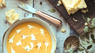 The Boho Baker's Butternut Squash Soup