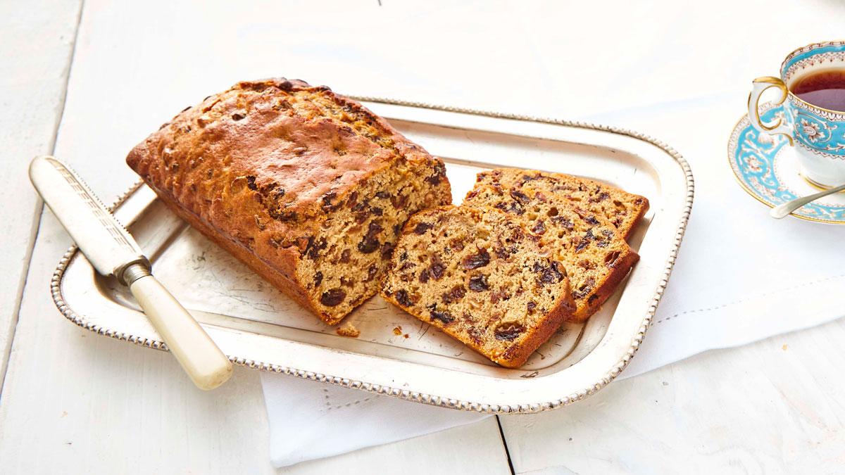 Yorkshire Tea Gin Loaf