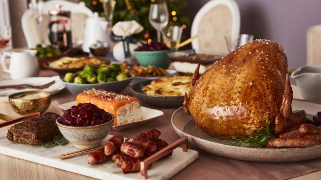 ultimate christmas dinner