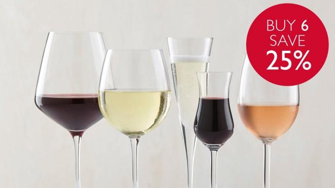 save 25 on wine